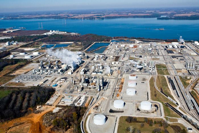 BP Works (Amoco Chemical)